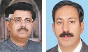 Divided house of the Tammans may give PML-Q's Chaudhry Elahi an edge