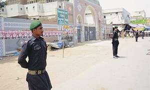 Army, LEAs take over polling stations ahead of election day in city