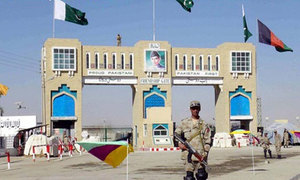 Pak-Aghan border crossing at Chaman closed for 3 days as part of election security measures