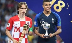 فیفا کے سال کے بہترین کھلاڑی کیلئے 10فٹبالرز نامزد