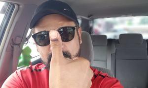 ووٹ ڈالنے کیلئے 14 گھنٹوں کی فلائٹ