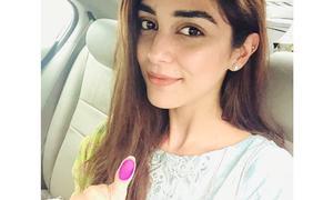 مایا علی کا پاکستانی عوام سے سوال