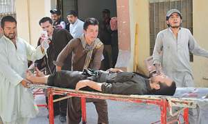 31 die in suicide bombing outside Quetta polling station