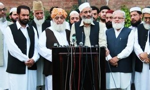 Religious parties fail to make their presence felt