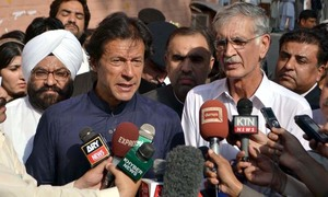 Tehreek-i-Insaf to form next govt on its own in KP