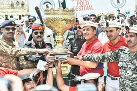 Chitral bags trophy as Shandur Polo festival concludes