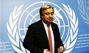 UN chief praises Pakistanis' 'commitment to democracy'