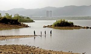 Drought-like situation in capital, Pindi ends as water in Simly, Rawal dams rises