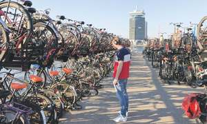 URBANITY: THE BICYCLE CAPITAL OF THE WORLD