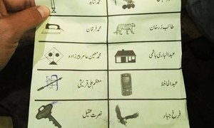 Ballot papers, boxes found in Karachi and Sialkot
