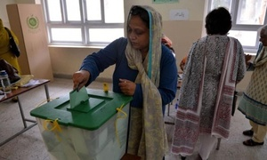 Fafen expresses satisfaction over election process