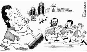 کراچی کی سیاست میں تبدیلی