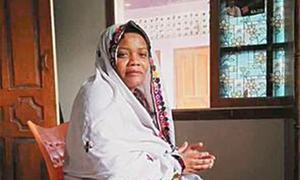 Tanzeela to be first Sheedi woman to enter Sindh Assembly