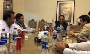 حکومت سازی کیلئے تحریک انصاف اور مسلم لیگ (ق) میں اتفاق رائے ہوگیا