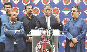 Zubair urges MQM-P leaders not to join forces with 'beneficiary of rigging'