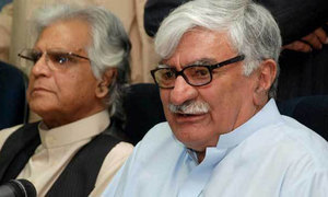 ANP rejects 'tainted' election, calls for re-polling
