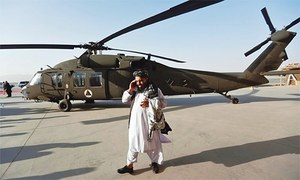 Afghan air force is growing and so are questions about its actions in combat