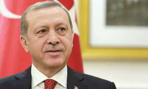 Erdogan congratulates Imran on election performance via telephone