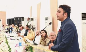 For PPP's third term,Bilawal pledges better performance in Sindh