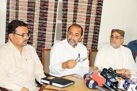 SUP demands re-election in Sindh