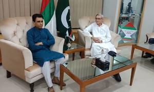 MQM to support PTI in forming government at the Centre, says convener