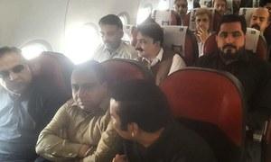 عمران خان سے ملاقات کیلئے ایم کیو ایم کا وفد اسلام آباد روانہ