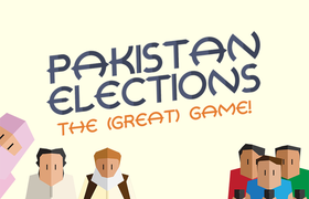 Pakistan elections: The (great) game