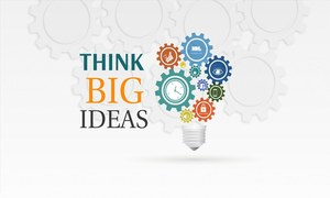 Big ideas for a small business