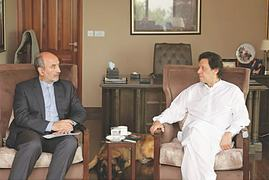 Imran offers mediation between Iran and Saudi Arabia