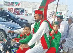 Mianwali rejoices at Imran's retention of NA-95