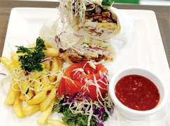 A taste of Mexican fast food in Islamabad