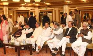 Imran Khan officially named as PTI nominee for PM amid consensus and applause