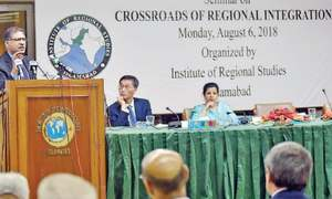 'Pakistan, China will play important role in regional cooperation'