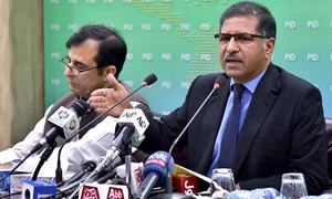 Minister suspects foreign involvement in opposition to Kalabagh dam