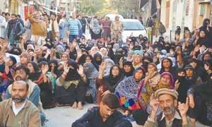 لاہور: زمین کے تنازع پر 5 افراد کی ہلاکت، لواحقین سراپا احتجاج