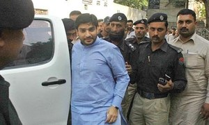 Shahbaz Sharif's son-in-law declared 'proclaimed offender'