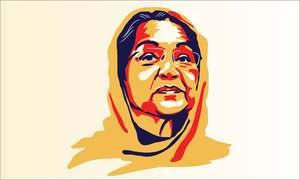 Kulsoom Nawaz: The silent partner
