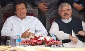Imran Khan chooses Swat's Mahmood Khan as KP CM nominee