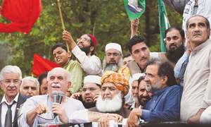 Parties vow to continue drive against 'engineered polls'