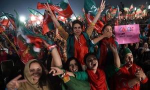 خواتین ووٹرز کا تحریک انصاف کی کامیابی میں کردار
