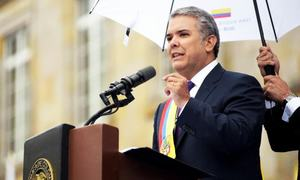Colombia becomes latest nation to recognise Palestinian statehood