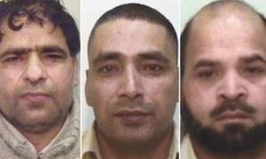 British grooming trio of Pakistani descent faces deportation