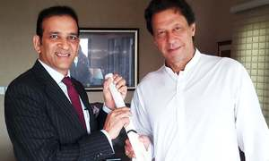 Imran hopes for 'resumption of talks' in meeting with Indian high commissioner