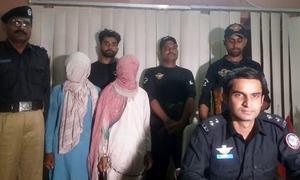 6-year-old girl 'gang-raped' in Sukkur