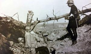 Legacy of two French soldiers brings WWI to life