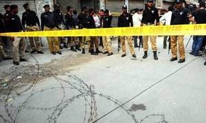 دالبندین میں چینی شہریوں کی بس پر دھماکا، 6 زخمی