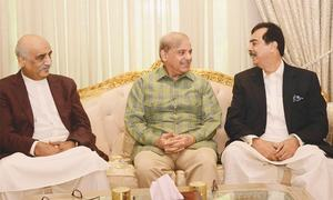 PPP, PML-N finalise strategy for PM's election