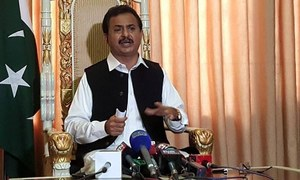 PTI nominates Sheikh for opposition leader in Sindh PA