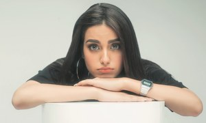 THE ICON INTERVIEW: WILL THE REAL IQRA AZIZ PLEASE STAND UP?