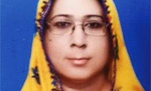 Profile: Rehana Leghari — a PPP activist from Sujawal headed for the deputy speaker's office
